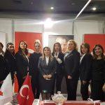 Lütfi Kırdar-Güzellik 2019 Fuarı İGDESO'nun TESK-ESYEM İçin Açtığı Tanıtım Standı