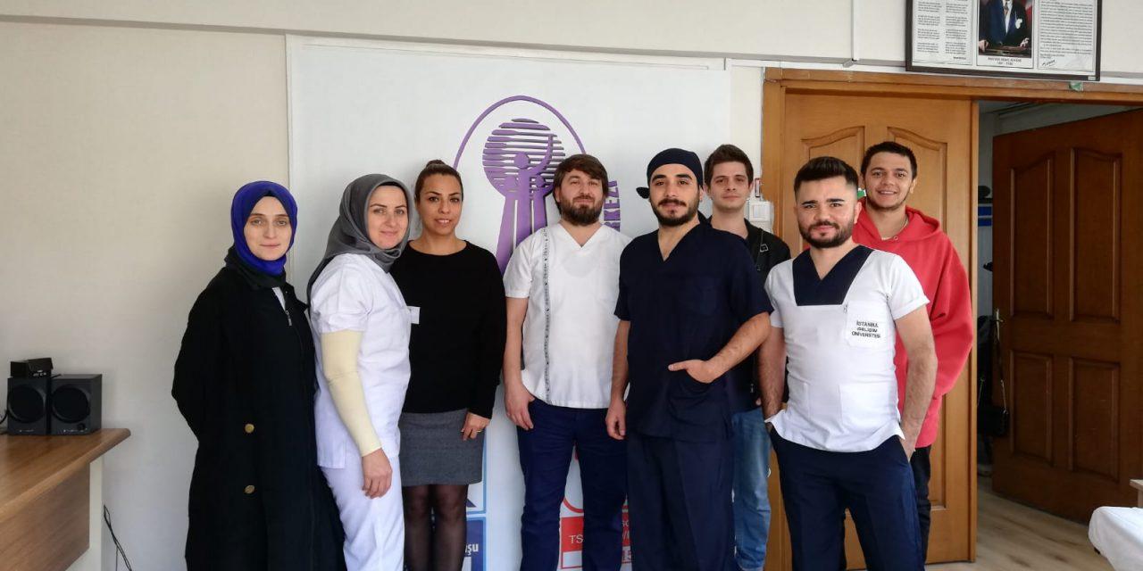 TESK-ESYEM, İstanbulda Masaj Uygulayıcısı Sev-3 Sınavlarına Devam Ediyor