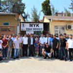 TESK-ESYEM Antalya'da Kuaför Sev-4 Mesleki Yeterlilik Alanında  1'inci,2'inci ve 3'üncü Grup Sınavlarını Gerçekleştirdi.