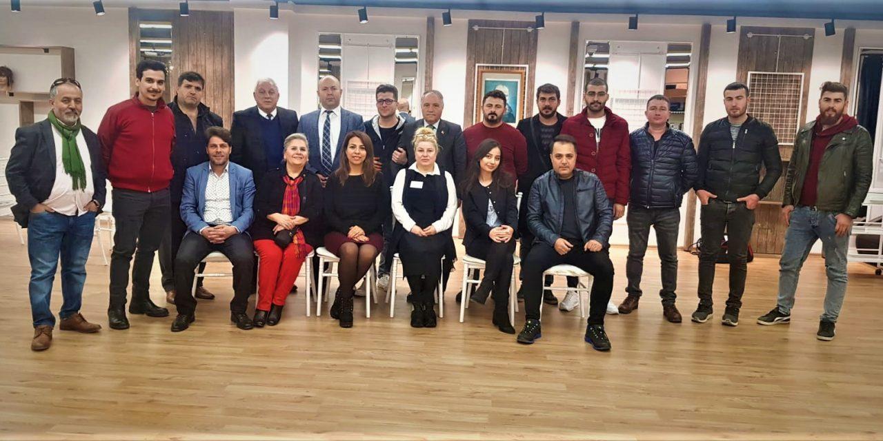 Bursa'da Kuaför Sev-4 Mesleki  Yeterlilik Sınavlarının 1'inci Grubu Tamamlandı.