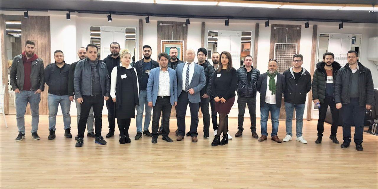 Bursa'da Kuaför Sev-4  mesleki yeterlilik sınavlarının 2'inci grubu tamamlandı.