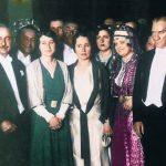 "PALANDÖKEN, ""KADINLARIMIZ 85 YIL ÖNCE SİYASİ HAKLARINA KAVUŞTULAR"""